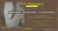 DOMERGUE Eric: Rénovation Restauration Intérieur Extérieur Toiture Construction